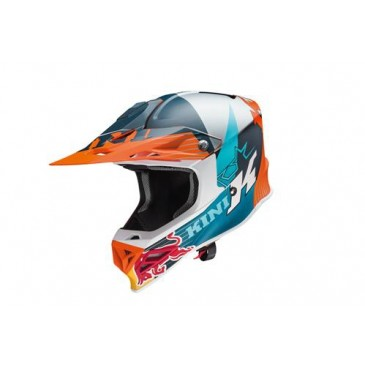 CASQUE KTM/KINI RB COMP LIGHT