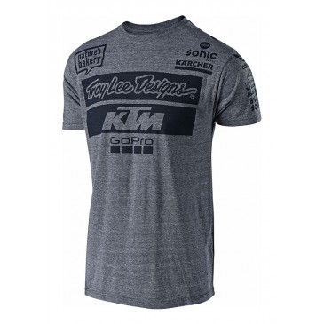 TEE SHIRT TROY LEE DESIGNS KTM 2018 VINTAGE