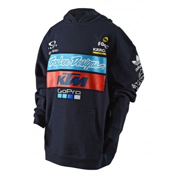 SWEAT ENFANT TROY LEE DESIGNS KTM