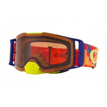 MASQUE OAKLEY FRONT LINE THERMO CAMO ORANGE