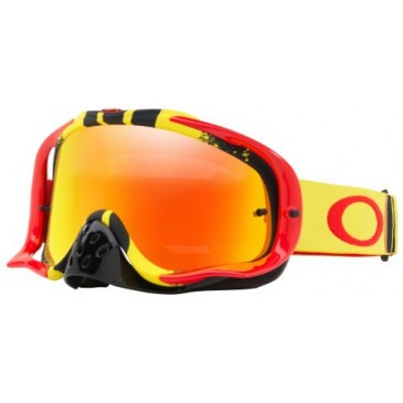 MASQUE OAKLEY CROWBAR PINNED RACE