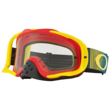 MASQUE OAKLEY CROWBAR SHOCKWAVE RYB