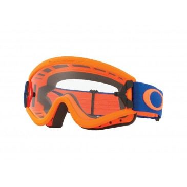 MASQUE OAKLEY L-FRAME MX ORANGE BLUE