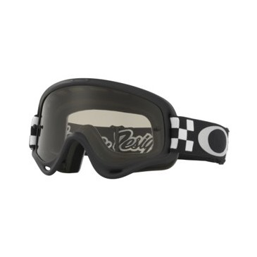 MASQUE OAKLEY XS O-FRAME MX TROY LEE DESIGN CHECKER
