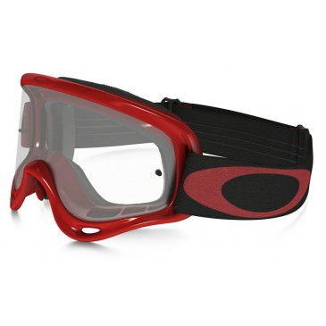 MASQUE OAKLEY XS O FRAME MX HIGH VOLTAGE RED