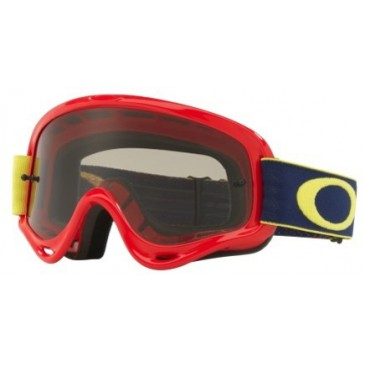 MASQUE OAKLEY XS O-FRAME MX KICKSTART RED/YEL