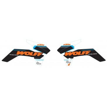 DECO OUIE WOLFF 85 SX 2013/2017