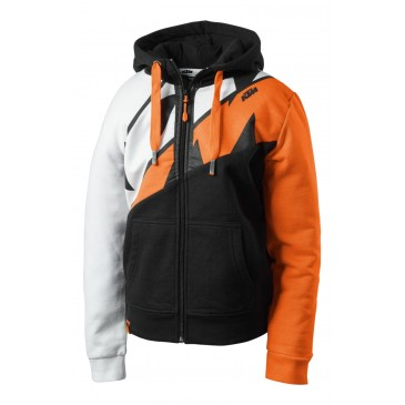 SWEAT ENFANT RADICAL SLICED ZIP