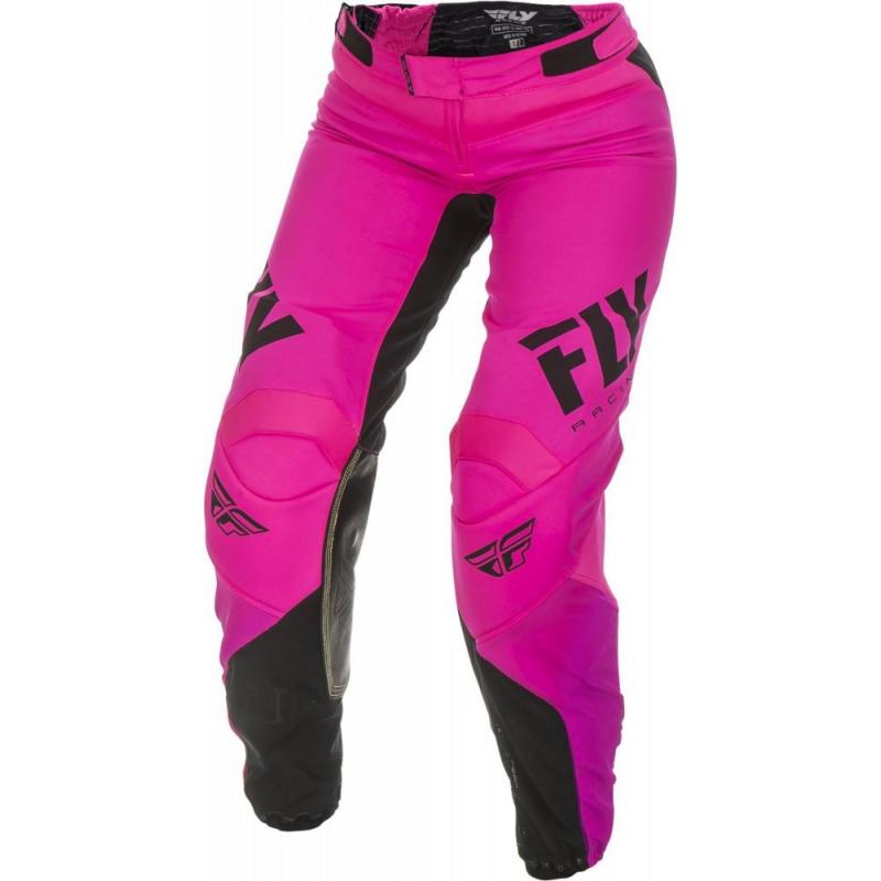 d4749975e7b TENUE FLY FEMME LITE 2019 ROSE FLUO NOIR - Tenues - Wolff KTM