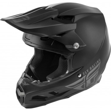 CASQUE FLY F2 MIPS SHIELD NOIR MAT