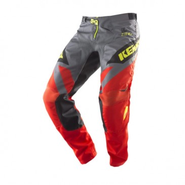 PANTALON KENNY TRACK ORANGE/GREY/NEON YELLOW