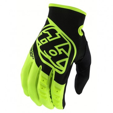 GANTS ENFANT TROY LEE DESIGNS GP FLUO YELLOW
