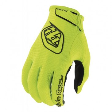 GANTS ENFANT TROY LEE DESIGNS AIR FLUO YELLOW