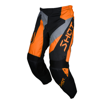 PANTALON SHOT DEVO ALERT ORANGE FLUO
