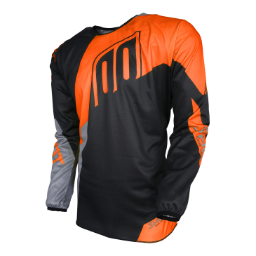 MAILLOT SHOT DEVO ALERT ORANGE FLUO