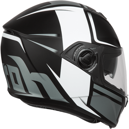 CASQUE AIROH ST 301 WONDER BLACK MATT