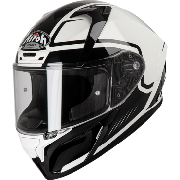 CASQUE AIROH VALOR MARSHALL WHITE GLOSS