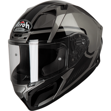 CASQUE AIROH VALOR MARSHALL GREY GLOSS