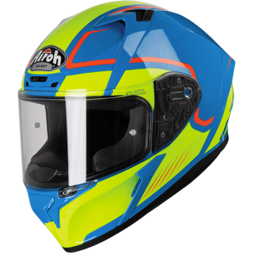 CASQUE AIROH VALOR MARSHALL AZURE GLOSS