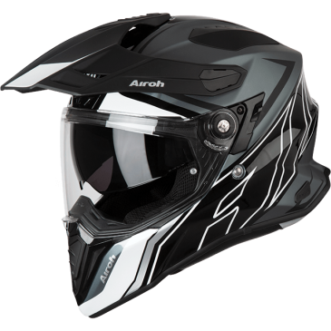 CASQUE AIROH COMMANDER DUO GLOSS/MATT