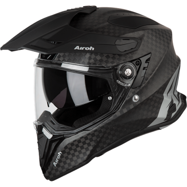 CASQUE AIROH COMMANDER COLOR BLACK MATT