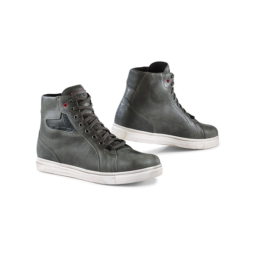 CHAUSSURES TCX STREET ACE WATERPROOF GRISES