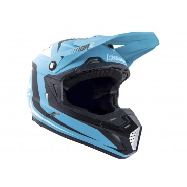 CASQUE ANSWER AR5 PULSE ASTANA/BLANC TAILLE XS