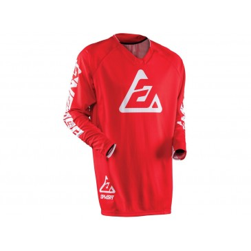 MAILLOT ANSWER ELITE SOLID ROUGE
