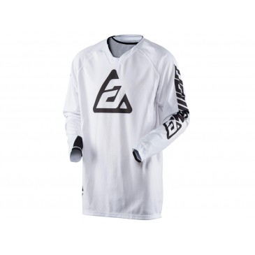 MAILLOT ANSWER ELITE SOLID BLANC