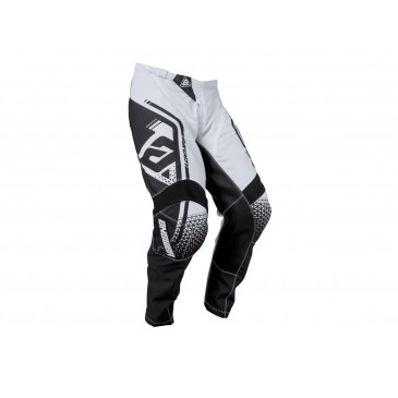 PANTALON ANSWER SYNCRON AIR DRIFT BLANC/NOIR