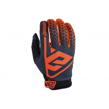 GANTS ANSWER AR1 ENFANT ORANGE FLUO/CHARCOAL