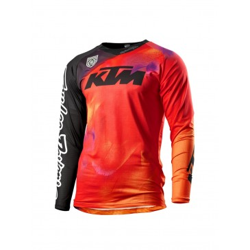 MAILLOT KTM SE SLASH ORANGE