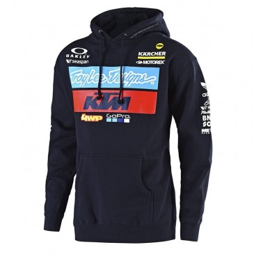 SWEAT TROY LEE DESIGN / KTM TEAM NAVY 2019