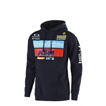 SWEAT ENFANT TROY LEE DESIGN / KTM TEAM NAVY 2019
