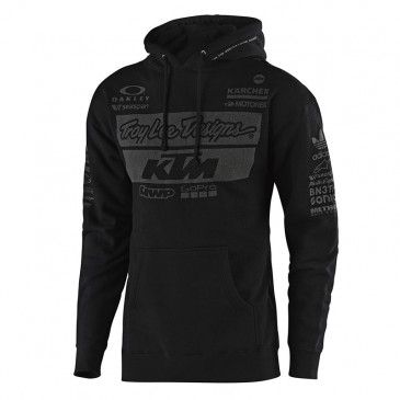 SWEAT TROY LEE DESIGN / KTM TEAM NOIR 2019