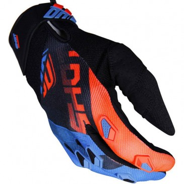 GANTS SHOT ULTIMATE BLEU NEON/ORANGE