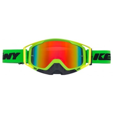 LUNETTES KENNY PERFORMANCE+ VERT FLUO/JAUNE FLUO