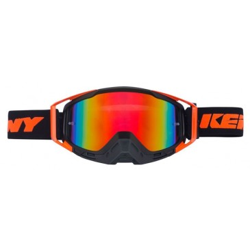 LUNETTES KENNY PERFORMANCE+ NOIR/ORANGE FLUO
