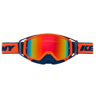 LUNETTES KENNY PERFORMANCE+ BLEU/ORANGE FLUO