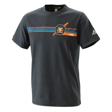 TEE SHIRT KTM / KINI RED BULL STRIPES