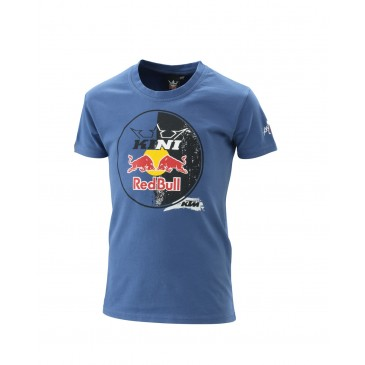 TEE-SHIRT ENFANT KTM / KINI RED BULL CIRCLE