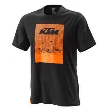 TEE-SHIRT KTM RADICAL NOIR