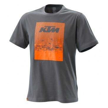 TEE-SHIRT KTM RADICAL GRIS