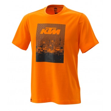 TEE-SHIRT KTM RADICAL ORANGE