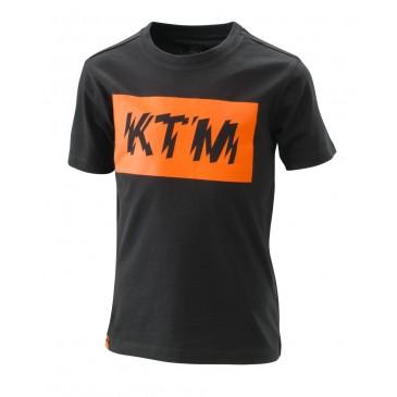 TEE-SHIRT KTM RADICAL LOGO NOIR