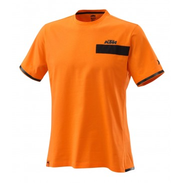 TEE-SHIRT KTM PURE ORANGE