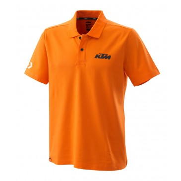 POLO RACING KTM ORANGE