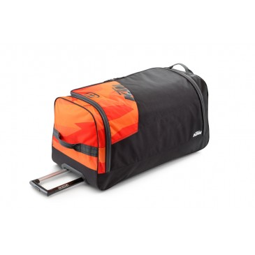 SAC A ROULETTE KTM GEAR ORANGE