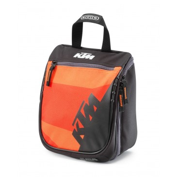 TROUSSE DE TOILETTE KTM ORANGE