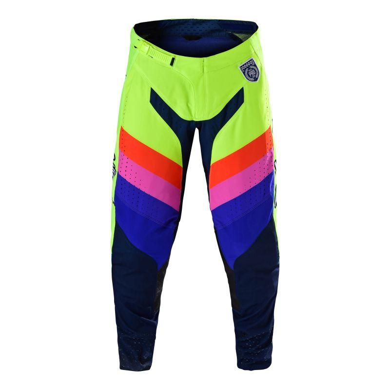 Pantalon Troy Lee Design Se Pro Mirage Jaune Pantalons Wolff Ktm